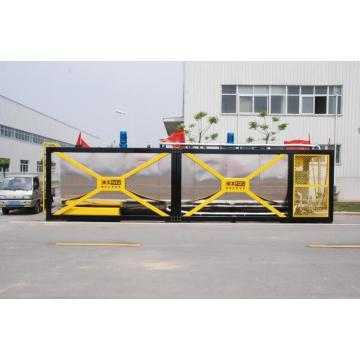 Asphalt rubber maker