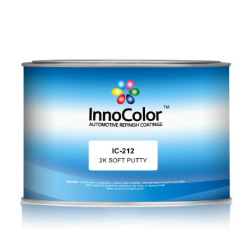 Innocolor 2KSoft Putty BPO  Automotive Refinish Filler