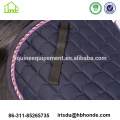 wholesale equestrian Navy Blue saddle pad