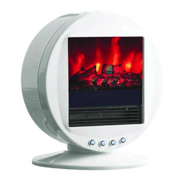 portable electric fireplace heater TUYA