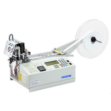Automatic Jacquard Belt Cutting Machine
