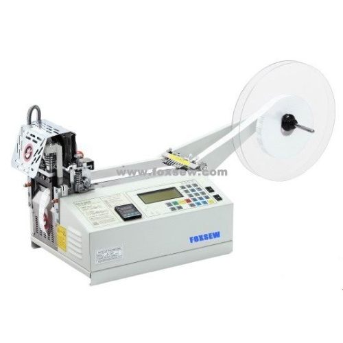 Tape Cutting Machine Hot and Cold Knife