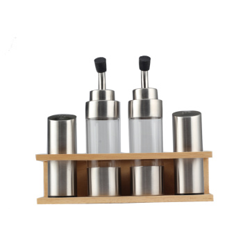Oil and Vinegar Bottle Cruet Set