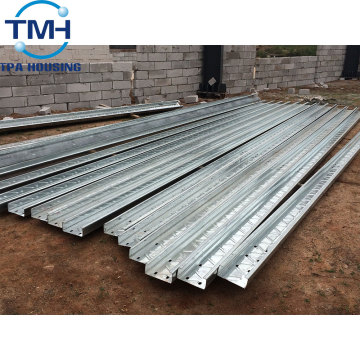 metal structure prefabricated steel warehouse building