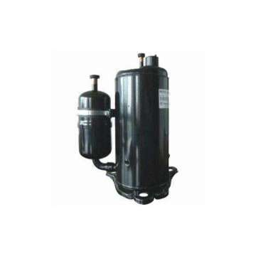 Rotary air conditioner compressor