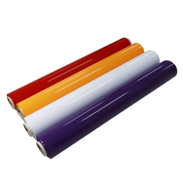 Food packing plastic PVC sheet rolls