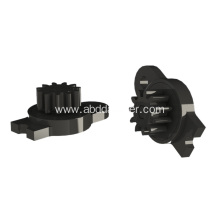 Household Appliances Plastic Gear Damper Small Damper