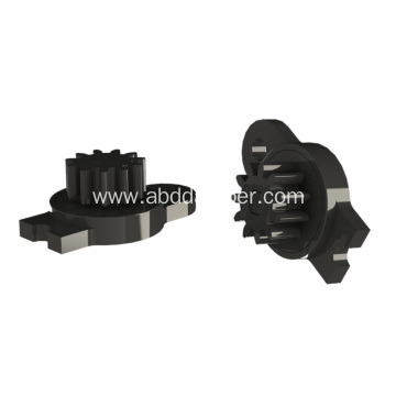 Plastic Gear Damper Small Damper For Car Ashtray
