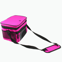 Anti-tearing Durable Polyester Shoulder Carry Cooler