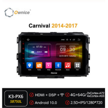 Ownice 2Din Android 10.0 Octa Core Car DVD Player Auto Radio GPS Navi For Kia Carnival 2014 2015 2016 2017 DSP 4G LTE