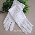 Marching Band Uniform Baumwollhandschuhe Military Parade White