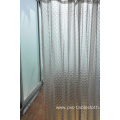 3D EVA Shower Curtain glow