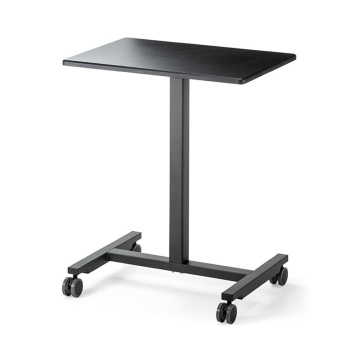 One Leg Pneumatic Height Adjustable Gas Lift Table