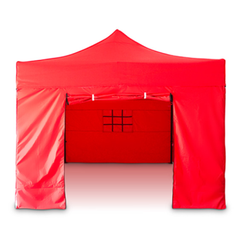 3 x 3m Doors Practical Waterproof Folding Tent