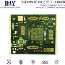 8 Layer Gold Finger PCB 94v0 Circuit Board Fabrication