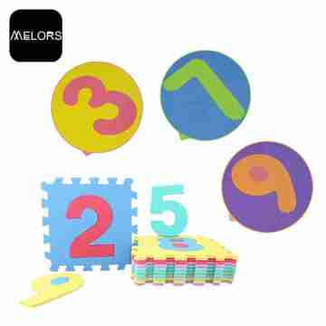 Melors EVA Foam Puzzle Mat Educational Floor Mat