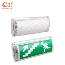 LED waterproof emergency light with pattern