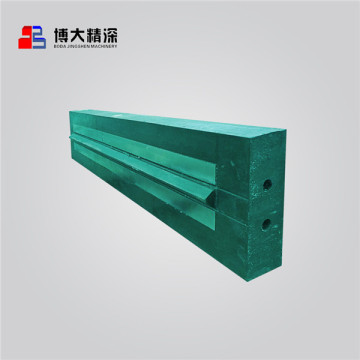 wear parts blow bar for nordberg impact crusher
