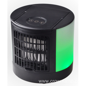 Portable Air Cooler Conditioner with Colorful Decoration