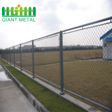 Direct Factory PVC Coated Chain Link Fence