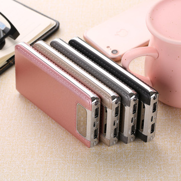 10000mah external battery charger with LED display