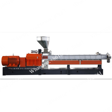 Starch biodegradable PLA PBAT plastic granulator machine