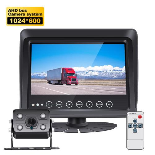 Wired Backup Camera Kit Heavy Duty Vehicle Carmera