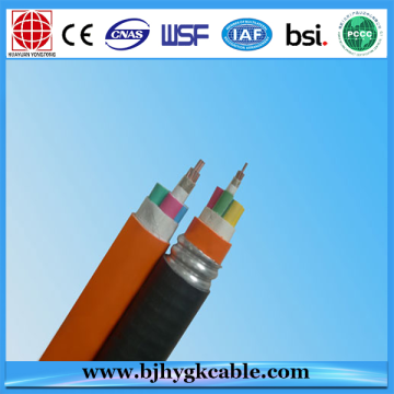 Copper Core Flame Retardant LSHF Outer Sheah Cable