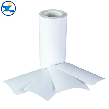 Colorful Translucent Packaging HIPS Rigid Film Roll