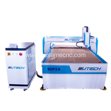 automatic 3d wood carving cnc router ccd camera
