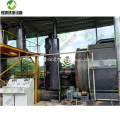Microwave Pyrolysis Waste to Energy Plant