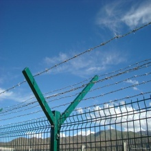 PVC Coated Anti Climb Airport Fence