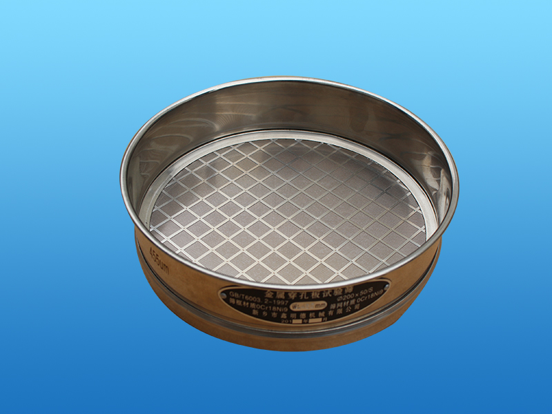 Mechanical screen lab sieve