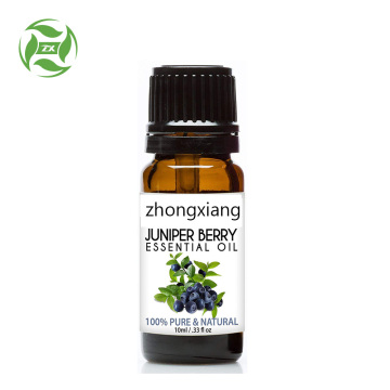100% Pure Therapeutic Grade Juniper Berry Essential Oil