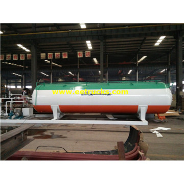 20m3 10ton Mobile Skid LPG Plants