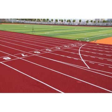 Anti UV3:1 Pavement Materials Courts Sports Surface Flooring Athletic Running Track