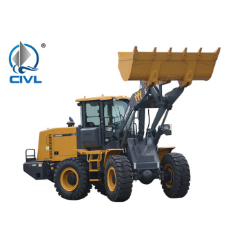 XCMG skid steer loader bucket volume 0.45m3