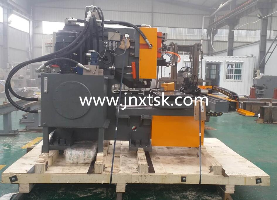 CNC Steel Plate Punching Marking Machine