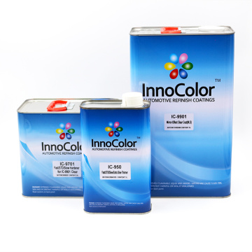 Best Car Paint InnoColor Mirror Effect Clearcoat IC-9901