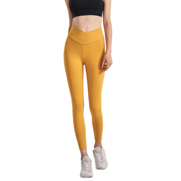 YOGA Women brushed light leggings Yoga pants