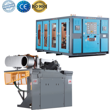 KGPS 3Ton melting metal smelting furnace price