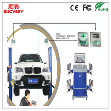 Newest Wheel Alignment Technology