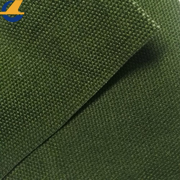 Waterproof Polyester Canvas Duck Fabric