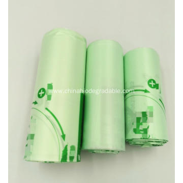 100% Eco Friendly Disposable Trashbags