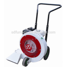 Hand Operated Strong Wind Mobile Road Blower For Cement FCF-360