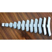 Quality Zinc Clip-on Balance Weight for Steel Wheel