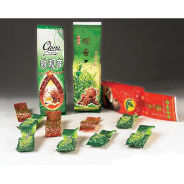 Plastic Vacuum Bags For Tea Packaging