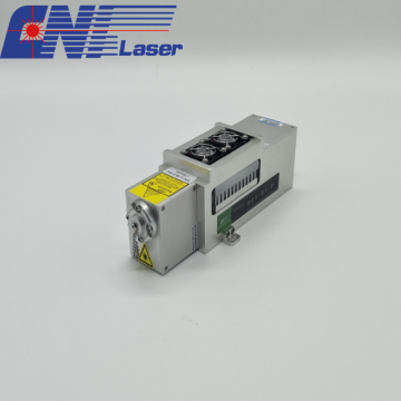 High energy q-switched 1064nm laser for lidar