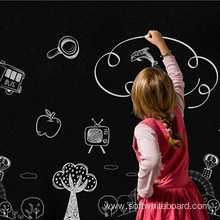 Dry Erase Black Magnetic Wall Chalkboard For Kid