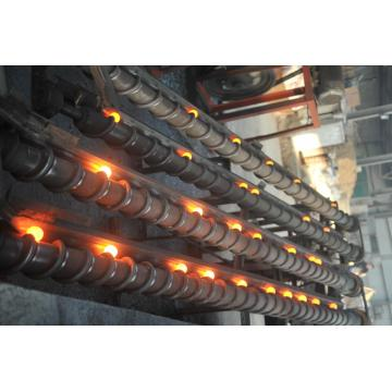 High hardness forged mill ball for mining